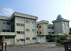 つくば市立筑波西中学校(2082m)