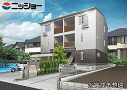 仮)D−room浦里[3階]の外観