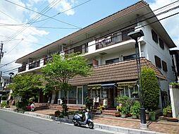 コーポ西村[2階]の外観