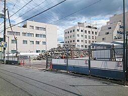 大阪府大東市深野3丁目の賃貸アパートの外観