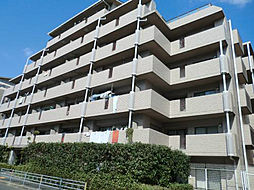 deux ローズレイアA棟[4階]の外観