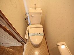 メイプルコート布池の温水洗浄暖房便座付トイレ