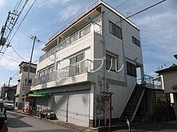 土方マンション[2階]の外観