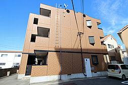 ベル・アルモニー1番館[1階]の外観