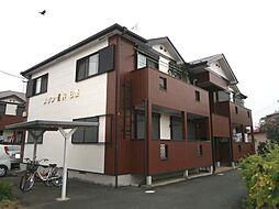 メゾン福井B[201号室]の外観