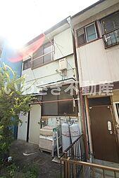 星野アパート[2階号室]の外観