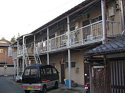 ホームワカミヤ[3号室]の外観