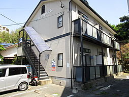 ヴェルデヒルズA棟[202号室]の外観