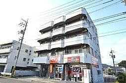 広島県広島市東区中山東1丁目の賃貸マンションの外観