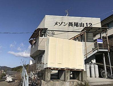 外観,ワンルーム,面積23.9m2,賃料3.2万円,,,高知県高知市長尾山町