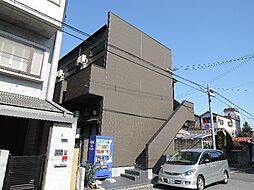 大阪府堺市堺区中之町東2丁の賃貸アパートの外観