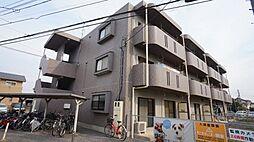 埼玉県熊谷市肥塚の賃貸マンションの外観