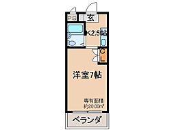大久保駅 3.4万円
