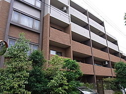 東京都中野区南台5丁目の賃貸マンションの外観