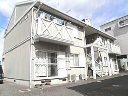 フレグランス萩[2階]の外観