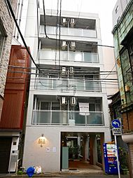 東京都中央区銀座2丁目の賃貸マンションの外観