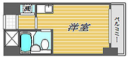 ハイネス要町[3階]の間取り