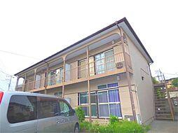 清越コーポ[2階]の外観
