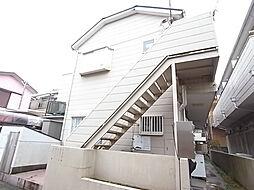 千葉県松戸市五香南3丁目の賃貸アパートの外観