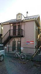 メイプル朝霞[201号室号室]の外観