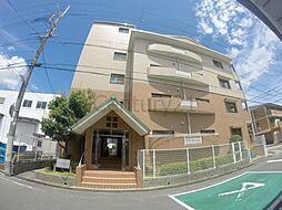 兵庫県伊丹市荻野3丁目の賃貸マンションの外観