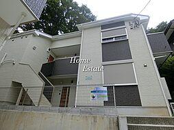 神奈川県横浜市旭区川島町の賃貸アパートの外観