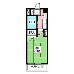 尾頭橋駅 1.9万円