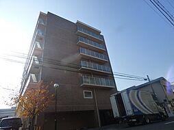 兵庫県西宮市久保町の賃貸マンションの外観