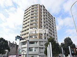 ベレーサ築地口ステーションタワー[13階]の外観