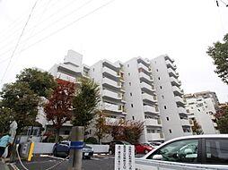 千里山ロイヤルマンションA棟[6階]の外観