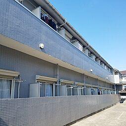 神奈川県横浜市港北区下田町2丁目の賃貸アパートの外観