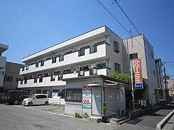 埼玉県川口市元郷4丁目の賃貸マンションの外観