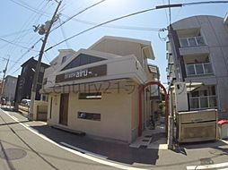 大阪府池田市城南1丁目の賃貸アパートの外観