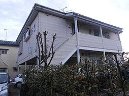 ピュアハイムII[201号室]の外観