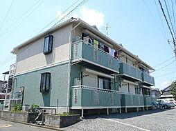 ヴェルドミール昭島[203号室]の外観