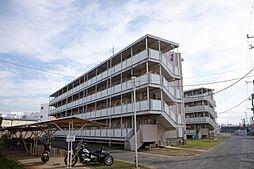 ビレッジハウス五所2号棟[1階]の外観