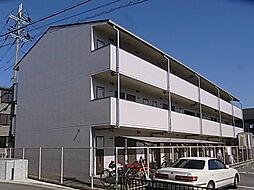 サンウィズミヤタ[2階]の外観