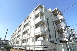 ビレッジハウス江戸川台3号棟[1階]の外観
