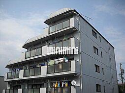 愛知県名古屋市名東区西山本通2丁目の賃貸マンションの外観