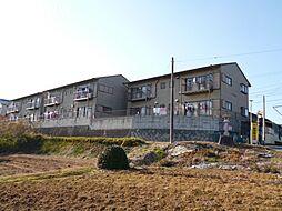 コーポ駅部田[1階]の外観