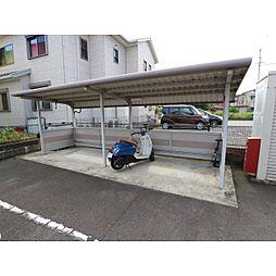 静岡県静岡市清水区長崎の賃貸マンションの外観