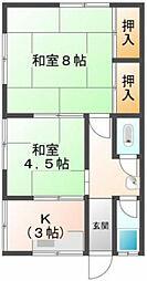 尾上の松駅 2.8万円