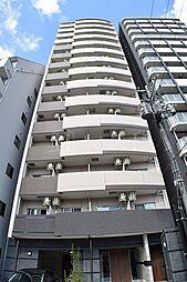 レジュールアッシュ難波MINAMI III[4階]の外観