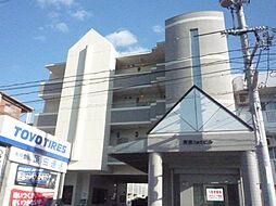 広島県呉市広文化町の賃貸アパートの外観