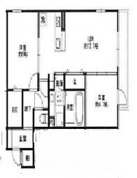 (仮称)灘北通8丁目D-room[3階]の間取り
