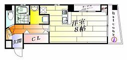 協同レジデンス千里丘[2階]の間取り