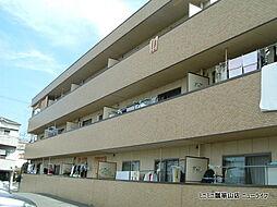 大阪府東大阪市河内町の賃貸マンションの外観