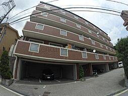 兵庫県宝塚市米谷2丁目の賃貸マンションの外観