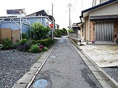 常磐線・水戸線「友部」駅徒歩約9分の立地です。