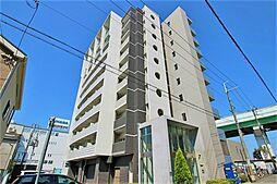 アールパンション高井田[8階]の外観